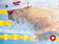 Pływackie MŚ: kolejny rekord Czerniaka