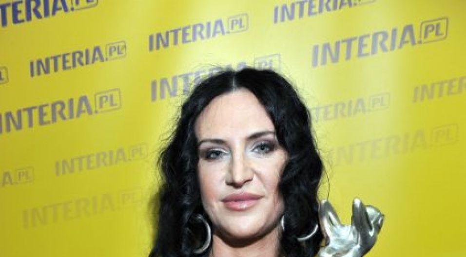 Absolutna rekordzistka - Kayah otrzymała w tym roku Superjedynkę za całokształt twórczości (fot. Jan Bogacz/TVP)