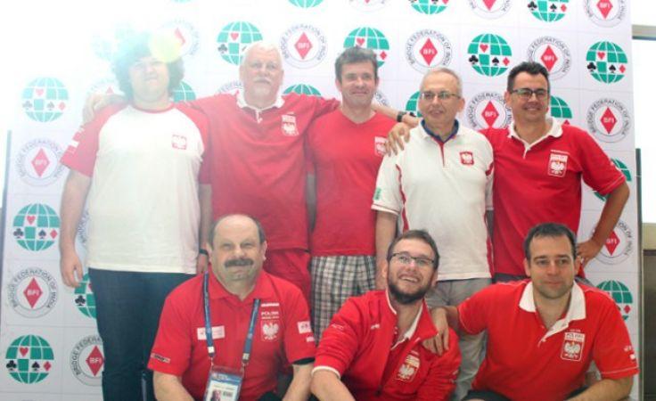 Polscy mistrzowie świata (fot. WBF)
