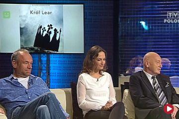 "O premierze słuchowiska ""Król Lear"""