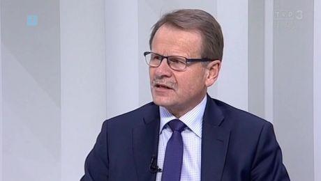 14.12.2017, Jerzy Fabiś - burmistrz Kargowej