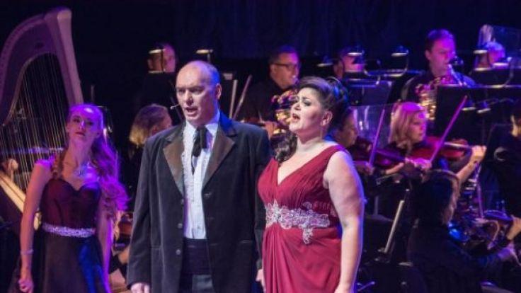 Wioletta Chodowicz i Tomasz Kuk, fot. opera.krakow.pl/Ryszard Kornecki