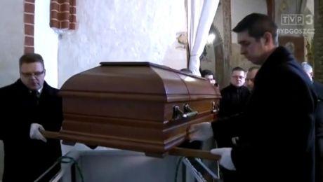 Ekshumowali szczątki biskupa, by móc wynieść go na ołtarze