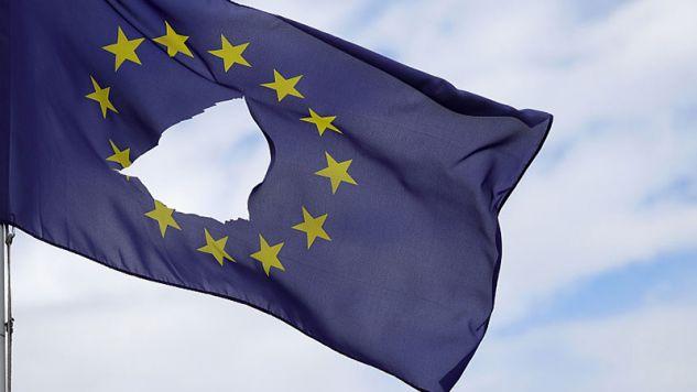 Theresa May chce, by negocjacje w sprawie Brexitu zakończyły się w ciągu dwóch lat (fot. Christopher Furlong/Getty Images)