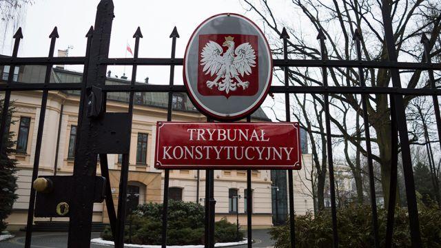 Wnioskodawca zablokował wydanie wyroku TK