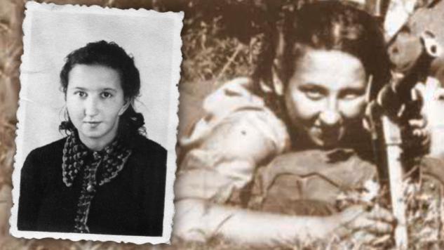 """Danuta Siedzikówna """"Inka"""" została zamordowana przez komunistyczne władze (fot. IPN)"""