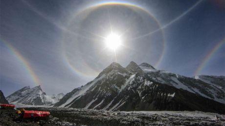 K2 Polka zdobyła jako pierwsza kobieta w historii (fot. Wiki/Umer Ilyas)