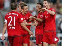 Bayern i Wolfsburg o pierwsze trofeum
