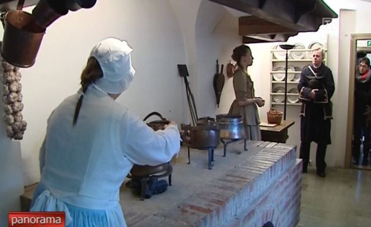 """Nowa """"izba kucharki"""" w Domu Uphagena"""
