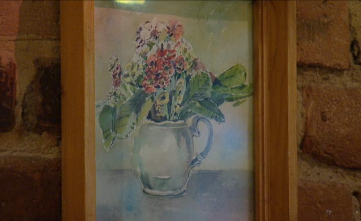 Kwiaty i pejzaże Czesława Pyrgiesa w Galerii u Jadźki