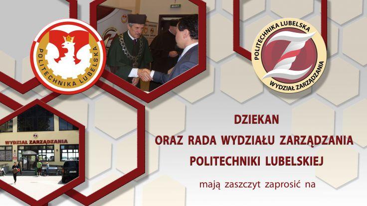 Inauguracja roku akademickiego (plakat organizatora)