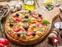 Okrasa łamie przepisy, Pizza