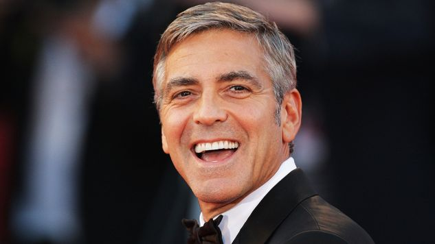 George Clooney (fot. Gareth Cattermole/Getty Images))