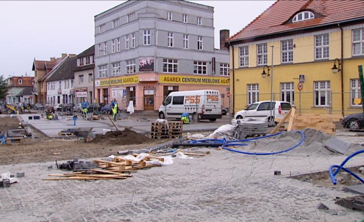 Kiedy zakończą się prace przy budowie Placu Wileńskiego?