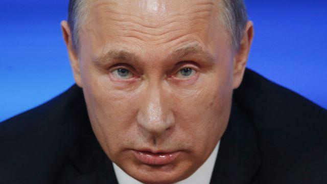 """""""Święto szpiega"""" w Rosji. Putin: w tym roku ujawniliśmy 230 pracowników obcych służb"""