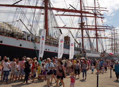 BALTIC TALL SHIPS REGATTA 2015, dzień 3