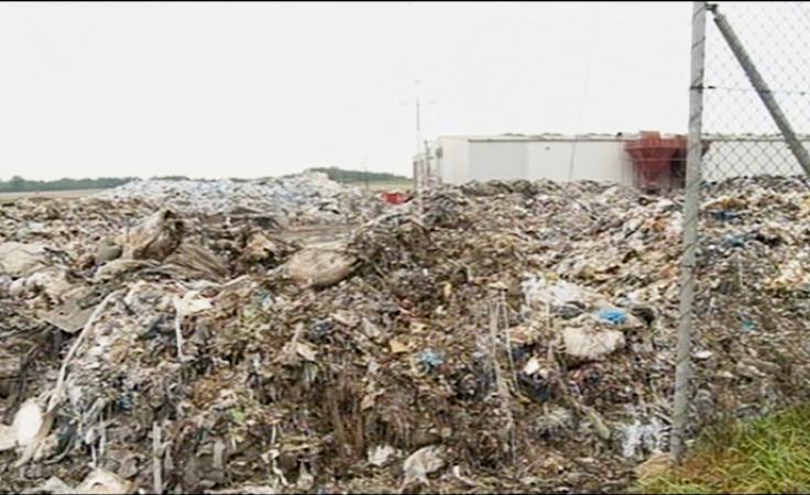 Sortownia odpadów nie spełnia wymagań ochrony środowiska