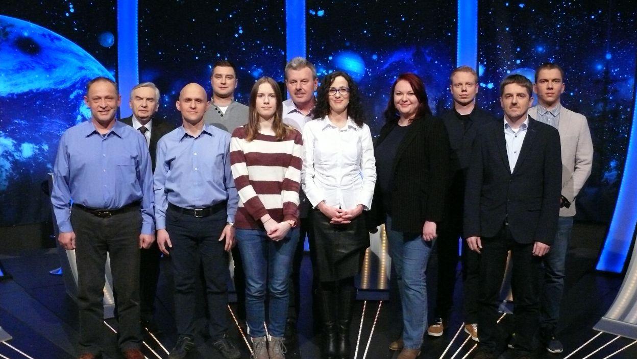 Zawodnicy 12 odcinka 103 edycji
