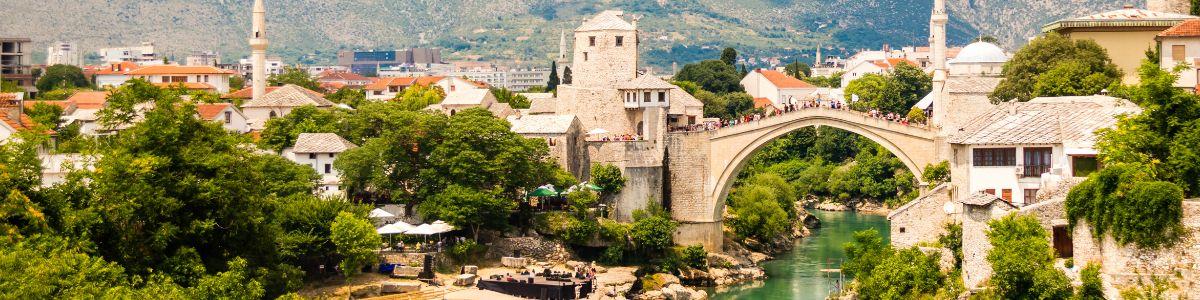 Droga do Mostaru