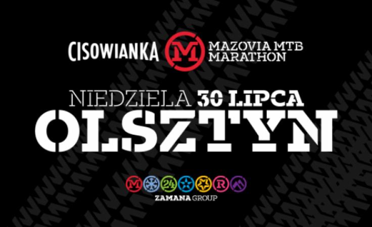 Cisowianka Mazovia MTB Marathon w Olsztynie odbędzie się w niedzielę 30 lipca