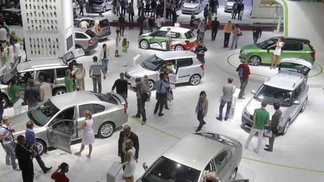 W tym roku może zostać sprzedanych ok. 480 tys. nowych aut (fot. REUTERS/Denis Sinyakov)