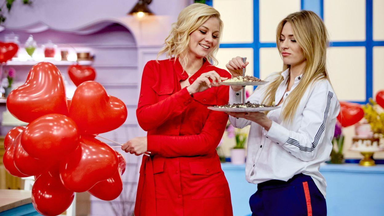 Odcinek pełen miłości! Zawodnicy mieli za zadanie przygotować deser dla bliskiej osoby z historią w tle (fot. TVP)
