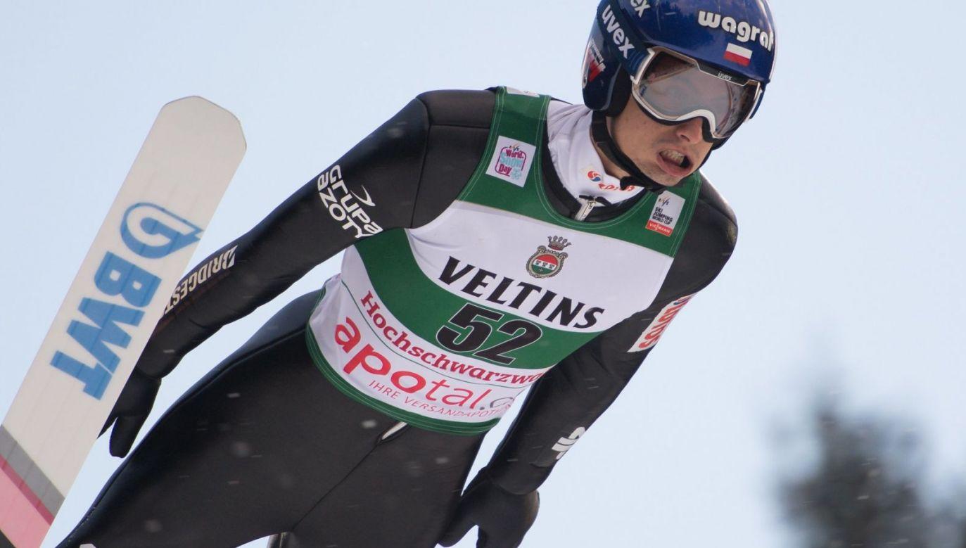 Maciej Kot (fot. PAP/EPA)