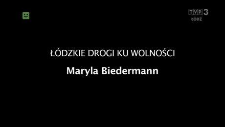 Maryla Biedermann 21.08.2018