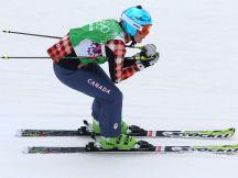 Złoty medal w Ski Crossie zdobyła Kanadyjka Marielle Thompson (fot. Getty Images)