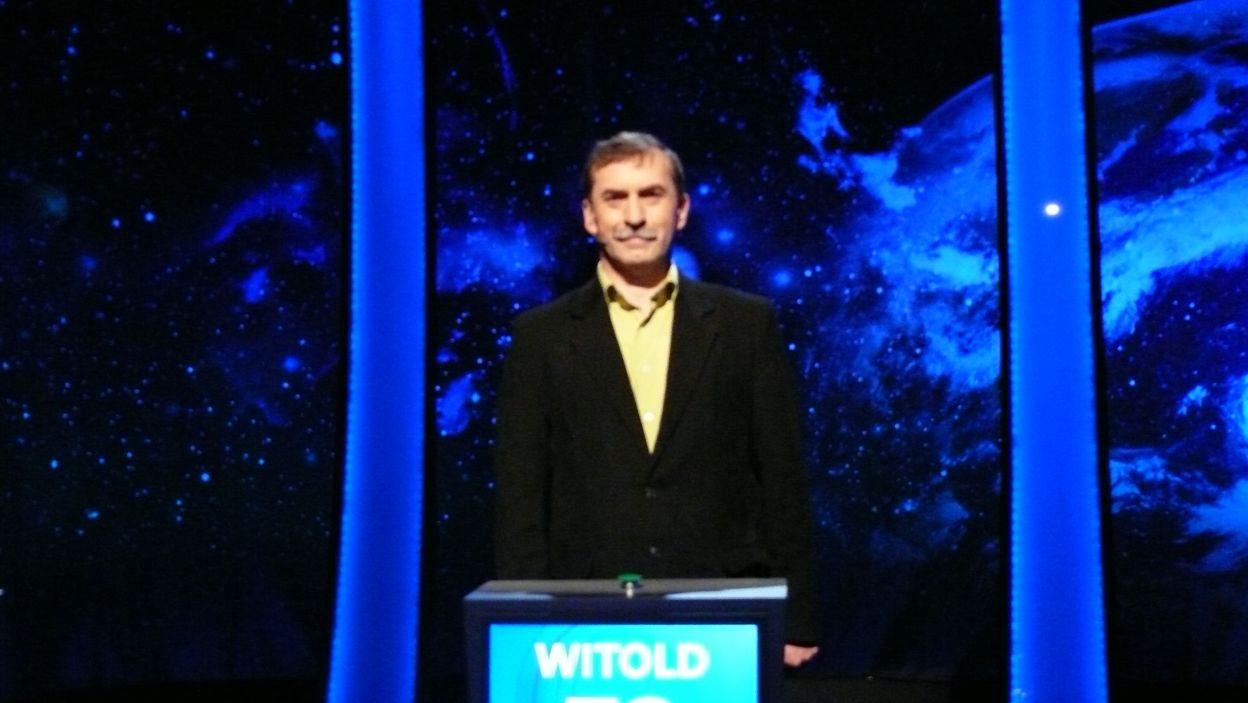 Witold Martynowski - zwycięzca 11 odcinka 104 edycji