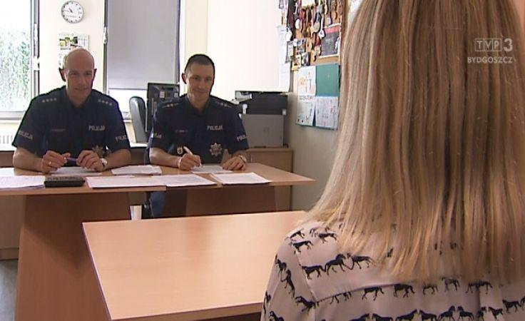 Policja czeka na kandydatów do służby