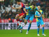Bayern lepszy od Kolonii. Lewandowski z golem