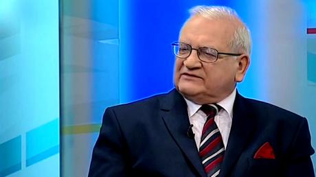 Taduesz Samborski (fot. TVP3 Wrocław)