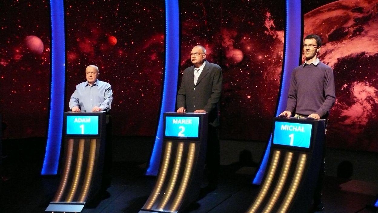 Trzech finalistów 4 odcinka 109 edycji - ktoś z nich zbliża sie do głównej wygranej odcinka