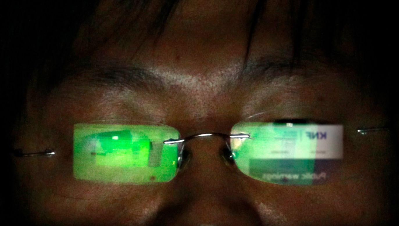 Za atakiem hakerskim na polski sektor finansowy może stać Korea Północna (fot. REUTERS/Pichi Chuang)