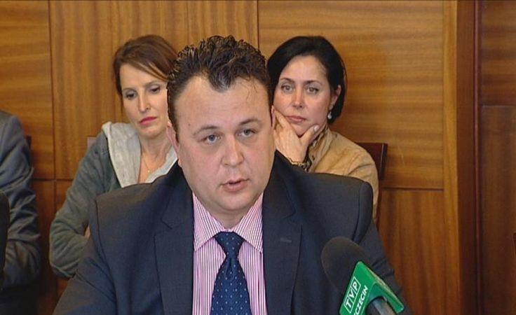 Mariusz Kądziołka zrezygnował ze stanowiska