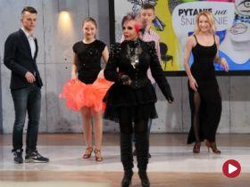 Karnawałowy kurs tańca Krystyny Mazurówny!
