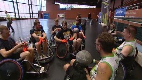 Dni osób niepełnosprawnych w Krakowie. Spotkania w Hali Stulecia Cracovii
