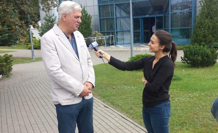 Marek Czekała przyznaje, że szefowanie TOS to ogromne wyzwanie