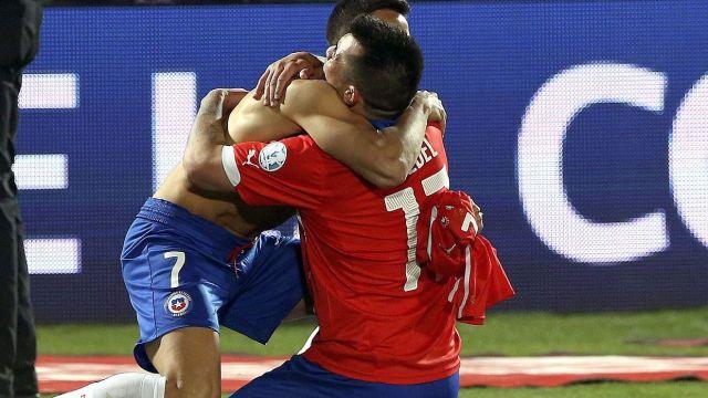 Historyczny triumf Chile. Zdecydowały karne!