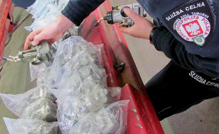 3 tysiące soczewek i szkieł korekcyjnych zarekwirowane w Medyce