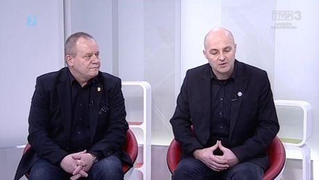 14.02.2018, Żagański Szlak  Historyczny, goście: Waldemar Kotula, Marek Łazarz