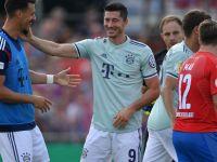 Na kłopoty Lewandowski. Męki Bayernu w pucharze