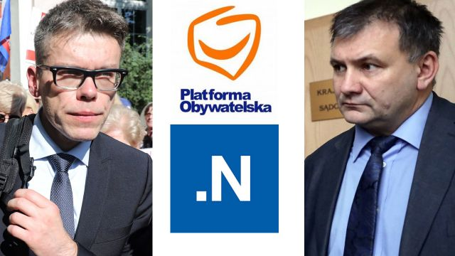 PO i Nowoczesna finansują spotkanie wyborcze z sędziami