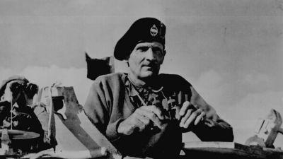 Encyklopedia II wojny światowej - Montgomery