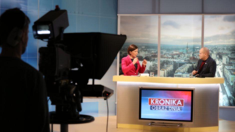 Kronika Obraz Dnia - pierwszy odcinek