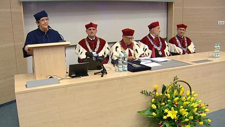 Doktorat honoris causa dla prof. Rity Süssmuth