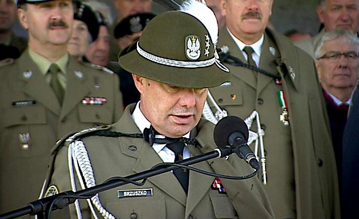Nowy dowódca 21. Brygady Strzelców Podhalańskich