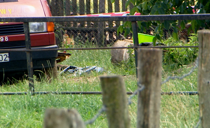 Spadający konar zabił mężczyznę. Operator maszyny był pijany