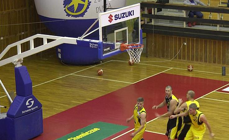 Koszykarskie derby regionu dla Łańcuta
